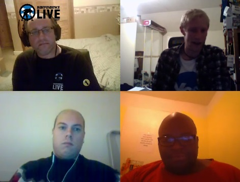 BLAB - discussion about livestreaming as citizen journalism