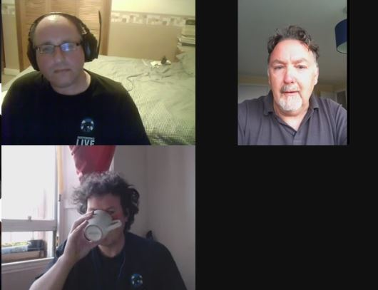 BLAB - discussing day 1 of the Carmichael hearing